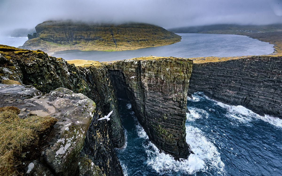 Sorvagsvatn islas Feroe