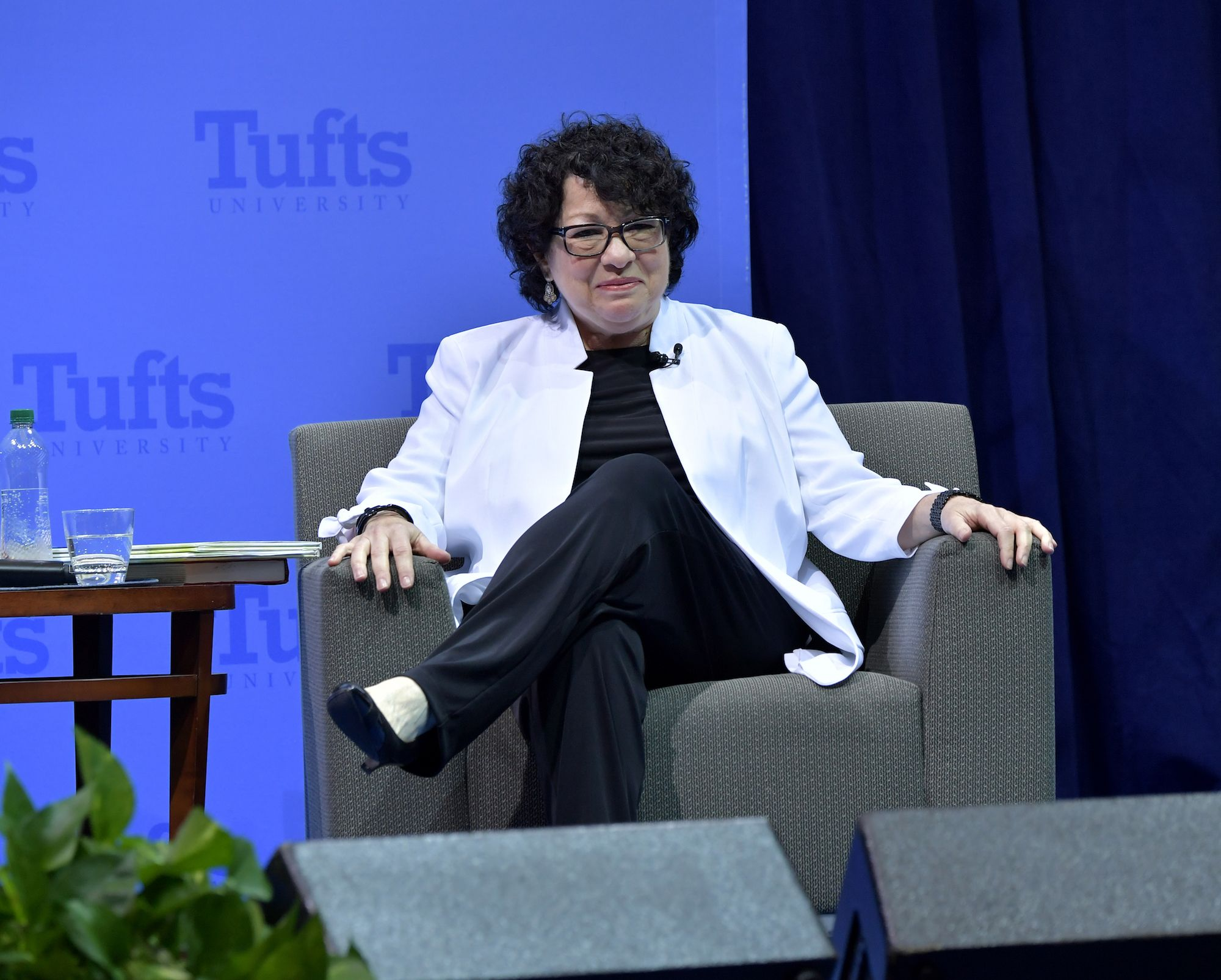 Justice Sotomayor Just Called Out the Supreme Court's Conservatives for Being White House Errand Boys