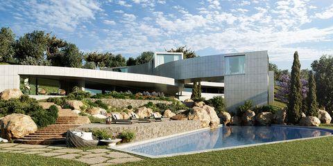 Casas lujo venta España