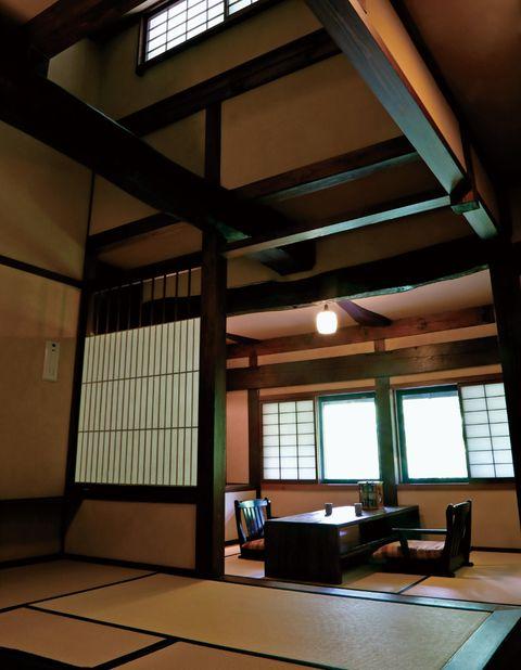 山里のいおり 草円 客室