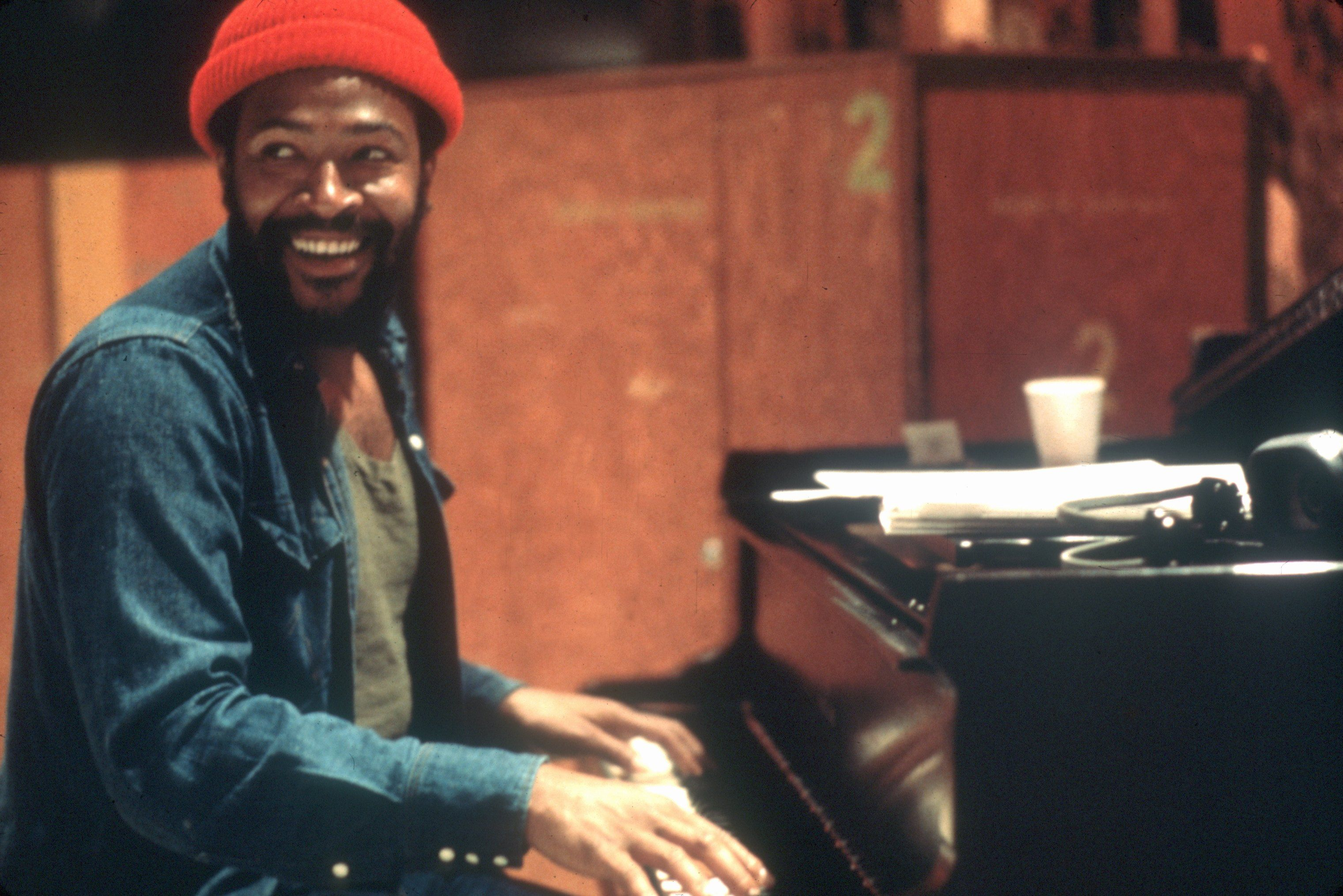 Marvin Gaye's Isolated Vocals on 'I Heard it Through the Grapevine' Will Give You Goosebumps