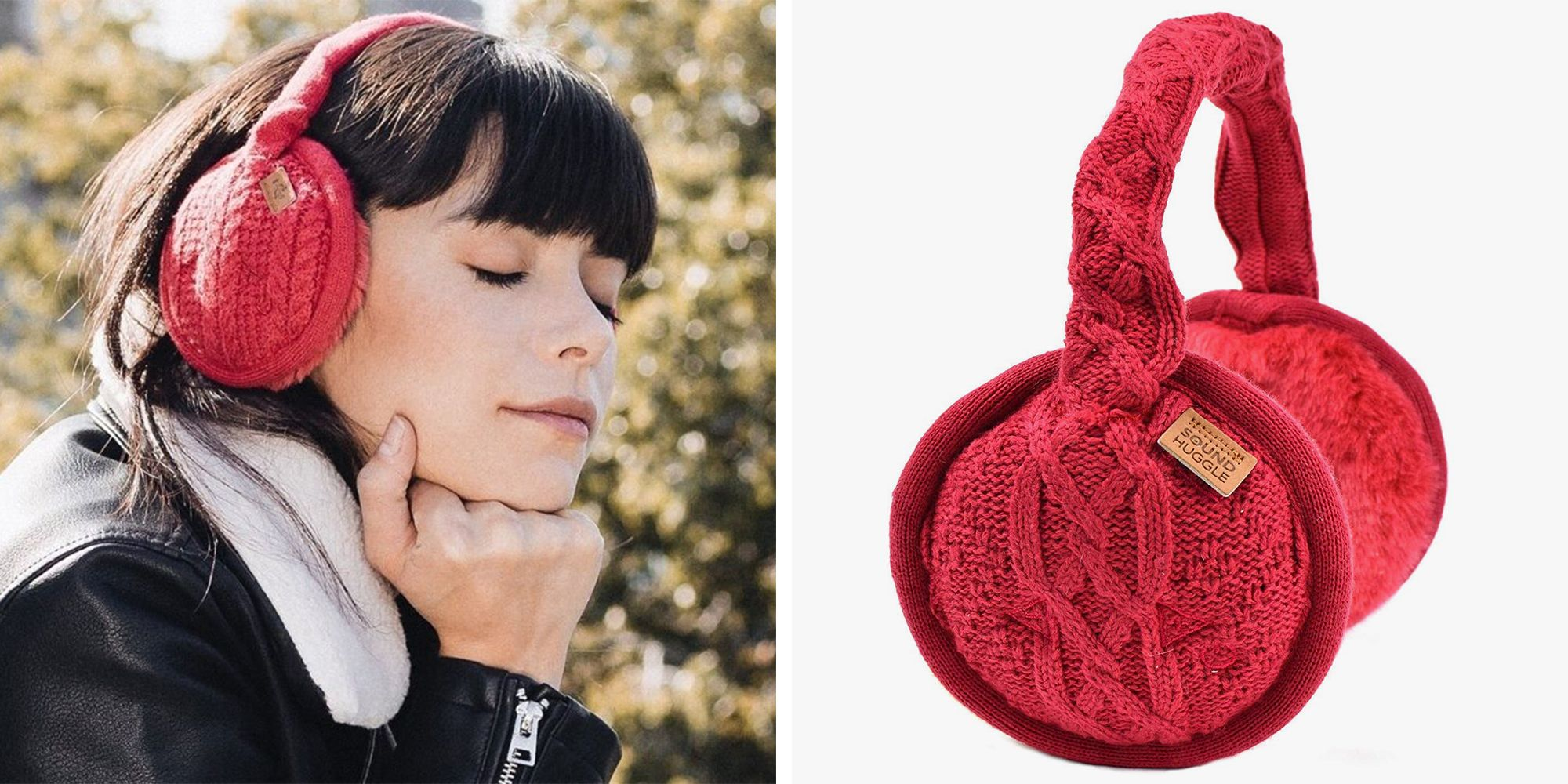 These Earmuffs Double as Headphones, So You'll Stay Warm While Jamming Out