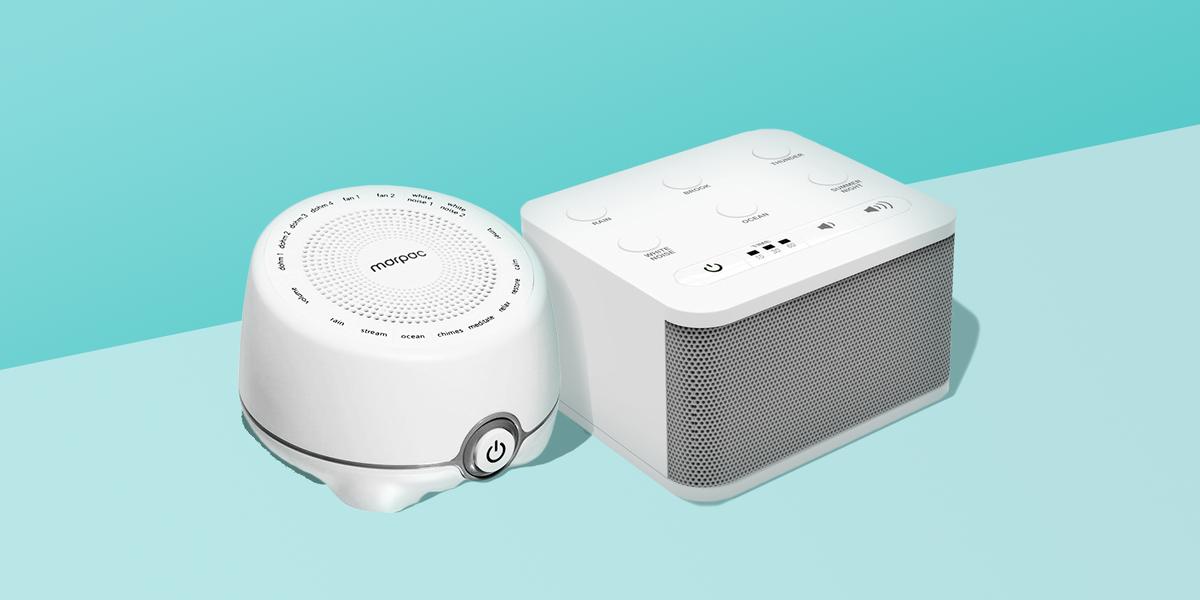 5 Best Sound Machines - White Noise Machines for Better Sleep