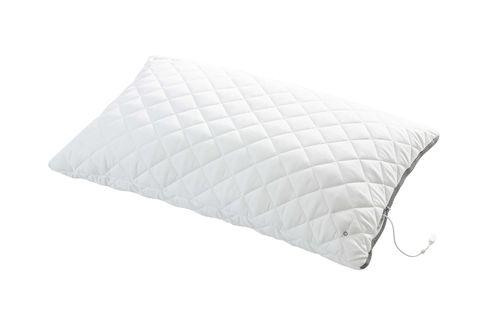 White, Bedding, Pillow, Duvet, Textile, Linens, Mattress pad, Furniture, Cushion, Duvet cover,