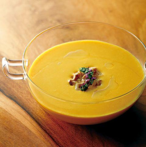 夏を乗り切る養生スープ かぼちゃの冷製ポタージュ