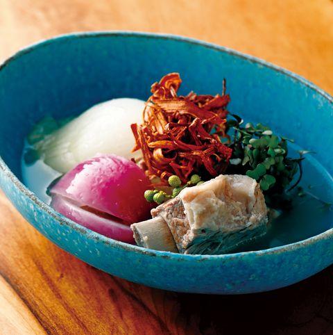 夏を乗り切る養生スープ スペアリブのポトフ