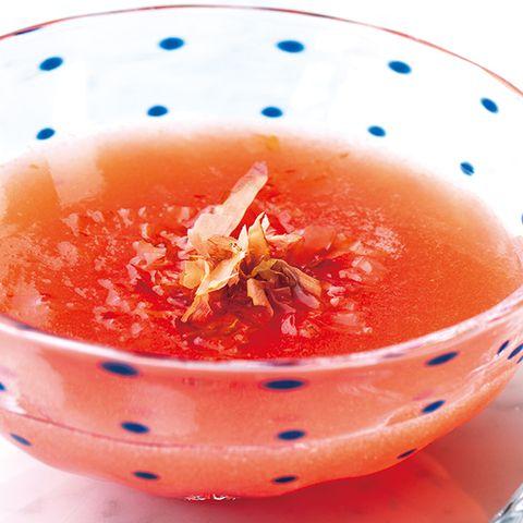 夏を乗り切る養生スープ トマト尽くし