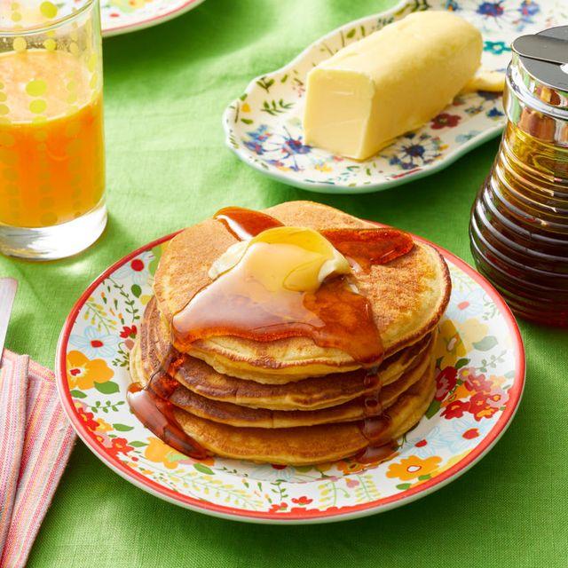 edna mae sour cream pancakes