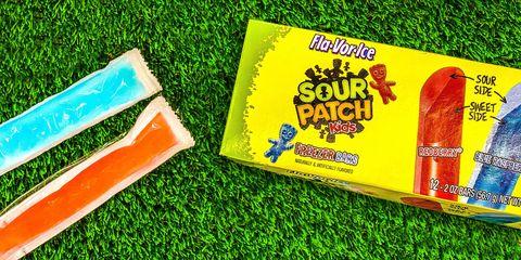 Sour Patch Kids Fla-Vor-Ice