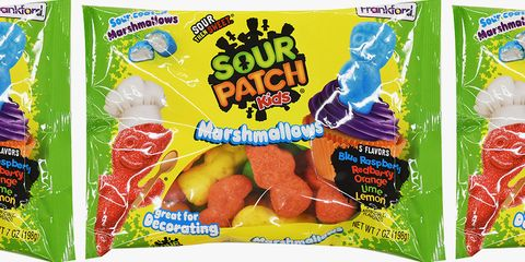 Sour patch jelly beans are here for a twist on the easter classic.