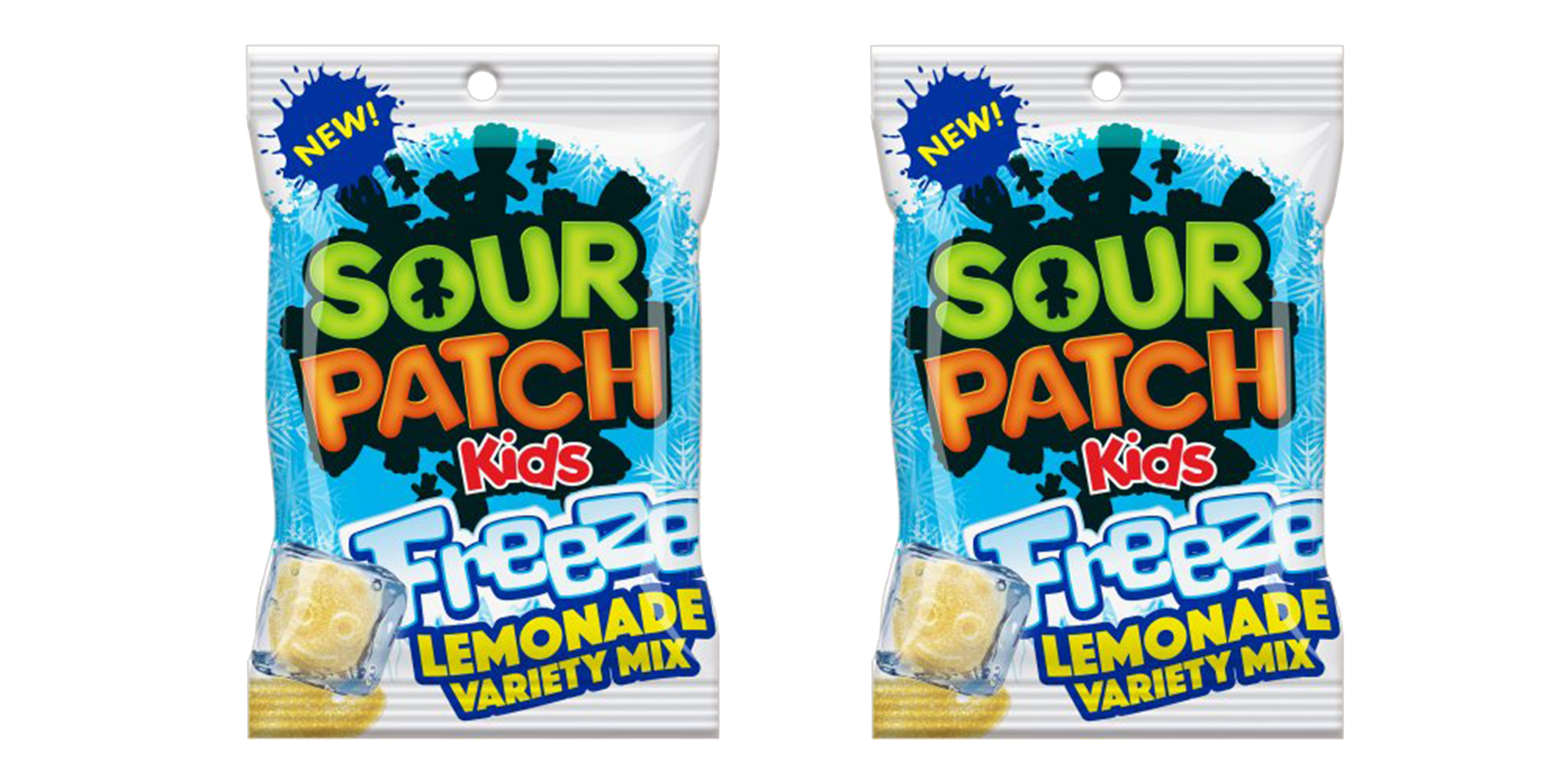 Sour Patch Kids Freeze Will Keep Your Mouth Cold All Summer