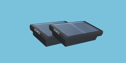 Product, Box, Rectangle, Technology, Table, Furniture, Electronic device, Plastic,