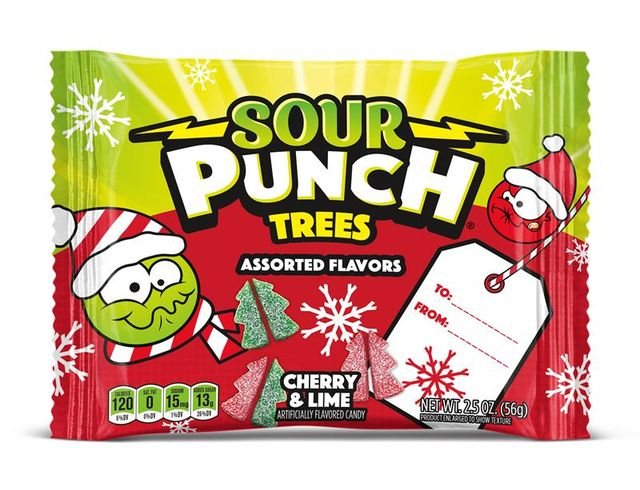 sour punch holiday candy