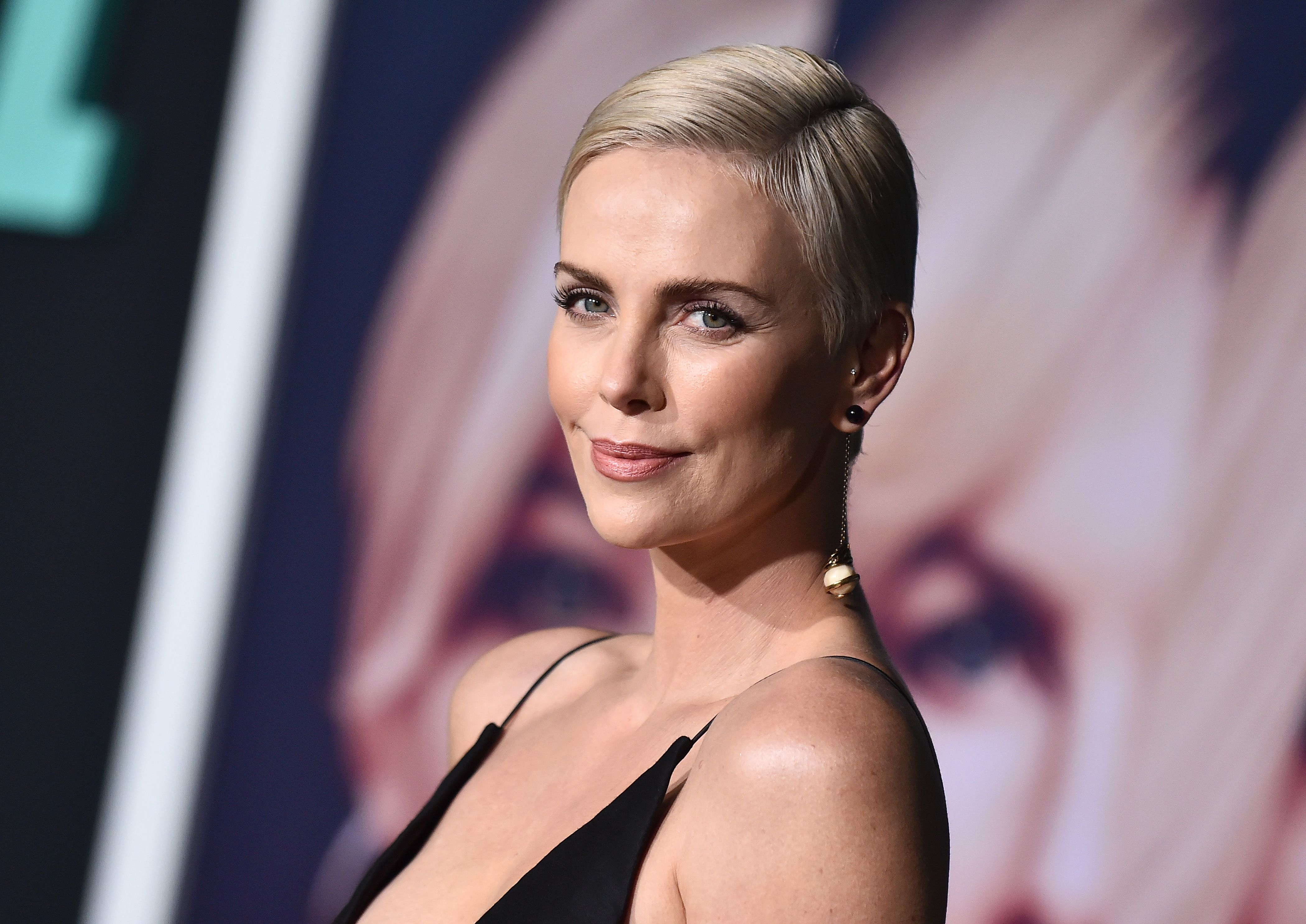 Why Charlize Theron was hesitant to accept her Bombshellrole