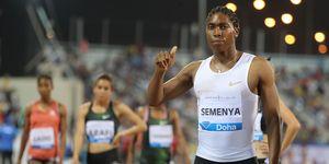 IAAF Caster Semenya