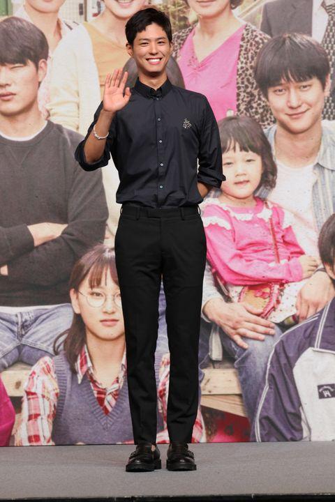 park bo gum fan meeting in hong kong