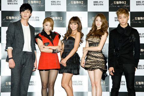"""dream high2"" press conference in seoul"