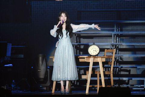 Singer IU Performs In Taiwan