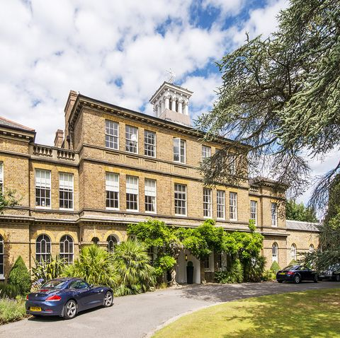 South Lodge Surrey home for sale