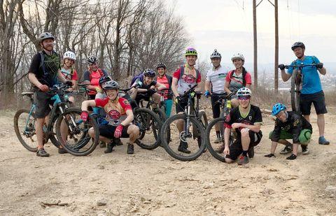 Cycling Group Rides  b98efdbe0