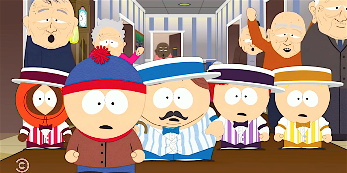 Mikes Used Cars >> South Park Season 21 Episode 5 Review - Watch Killer Mike's Opioid Rap About Nursing Homes
