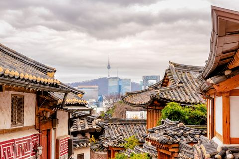 Lonely Planet top 10 countries - South Korea