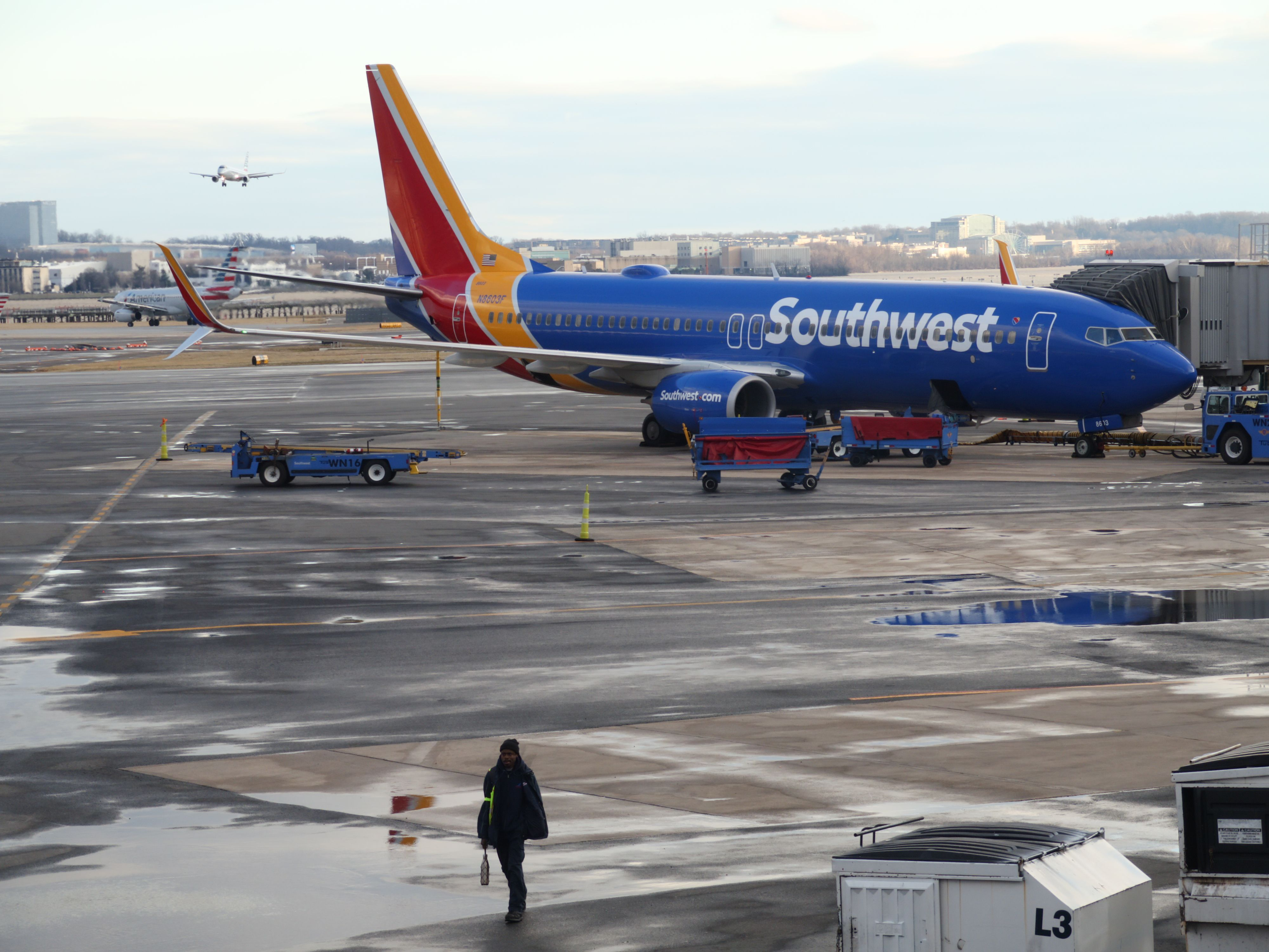 FAA  Southwest Airlines Miscalculated Baggage Weights to an Alarming Degree 60b2bafb64e14