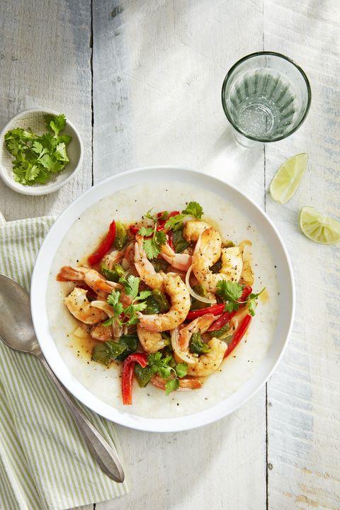 southwest shrimp and grits