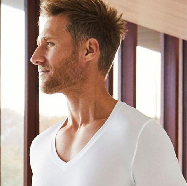 f4db9d0c3f8503 14 Best Men s Undershirts for 2019 - Men s Undershirts for Sweat