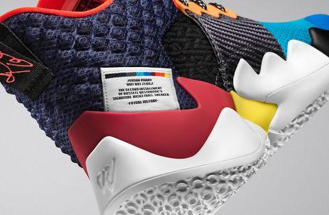 0afc8c983b07 Russell Westbrook Why Not Zer0.2 Sneakers - Jordan Brand Sneaker ...