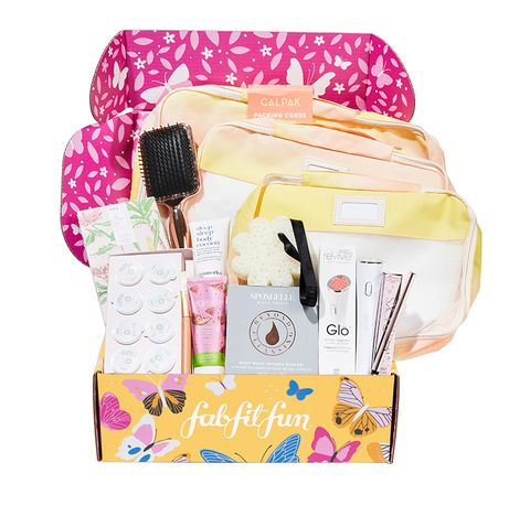 Subscription Boxes for Mom - FabFItFun