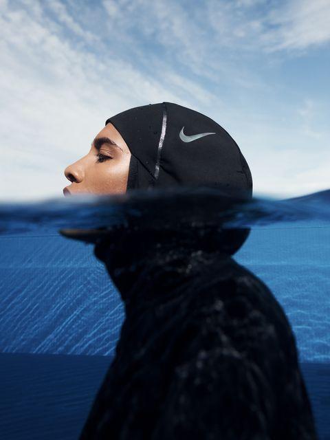 Sky, Headgear, Sea, Photography, Cloud, Ocean, Reflection, Cap,