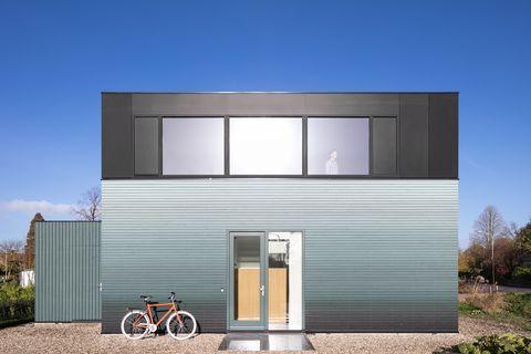 Diy House La Casa Fai Da Te Dello Studio Reset Architecture
