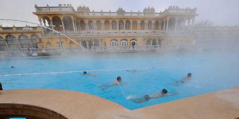 Széchenyi Spa, Budapest