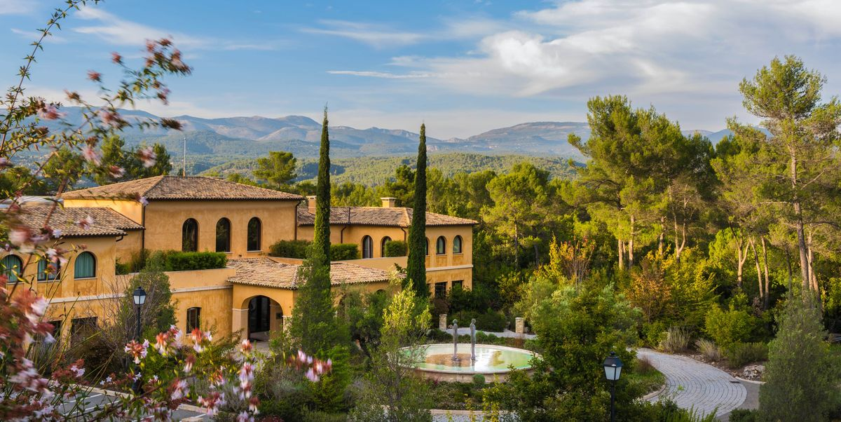 A blissful retreat in the South of France