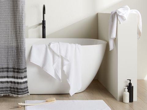 Parachute Home Launches A Linen Towel Collection