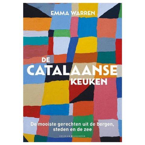 spaanse kookboeken receptenboeken de catalaanse keuken de mooiste gerechten uit de bergen, steden en de zee