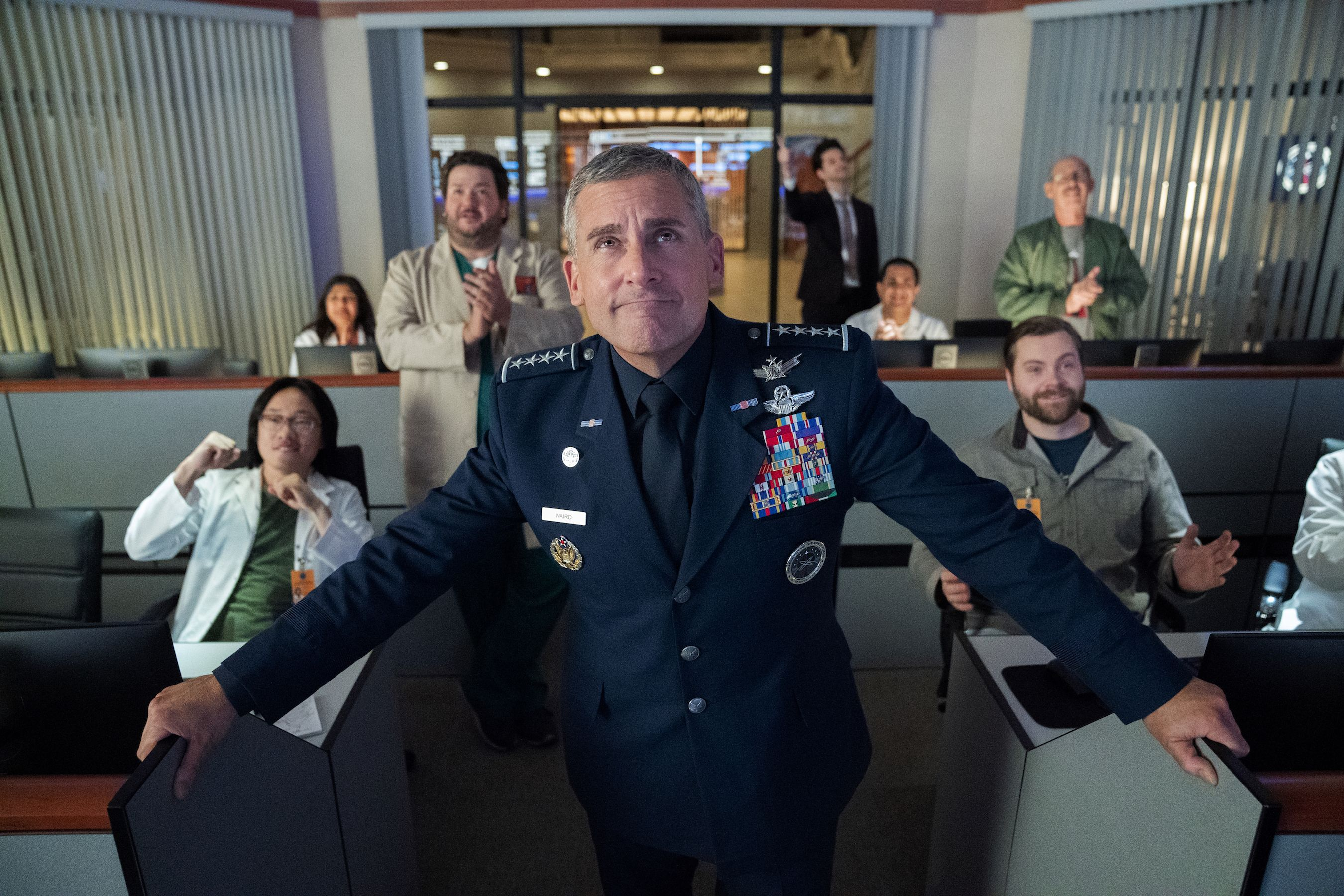 Space Force season 2 - Release date, cast and what will happen