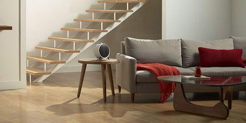 Furniture, Interior design, Room, Floor, Property, Living room, Wall, Lighting, Flooring, Laminate flooring,