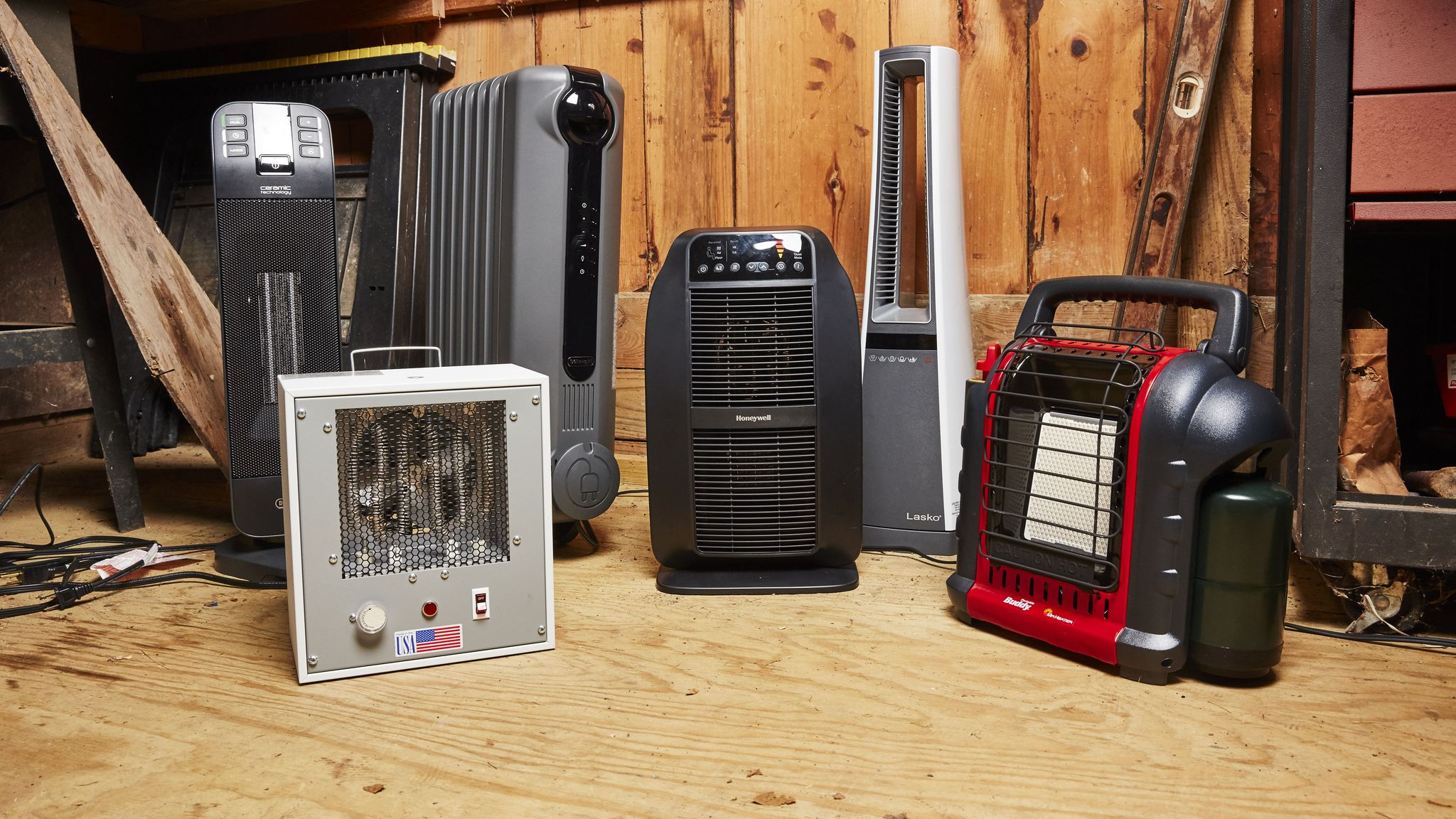The Best Space Heaters for Warming Up the Office, Garage, or Worksite