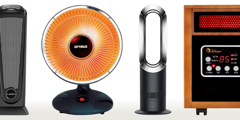 8 Best Space Heaters for the Cold Months Ahead
