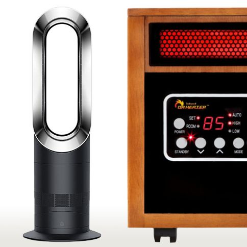 Best Space Heaters 2019 | Safe and Efficient Portable Heaters