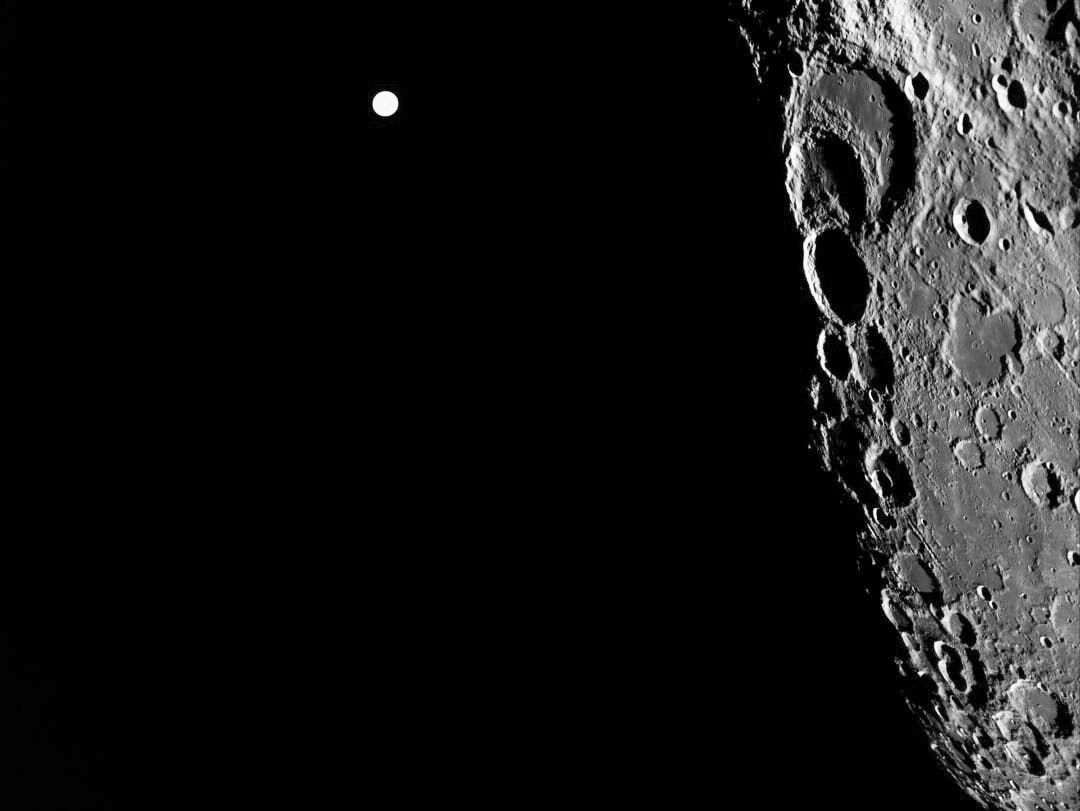 SpaceIL Spacecraft Snaps Stunning Images of the Far Side of the Moon