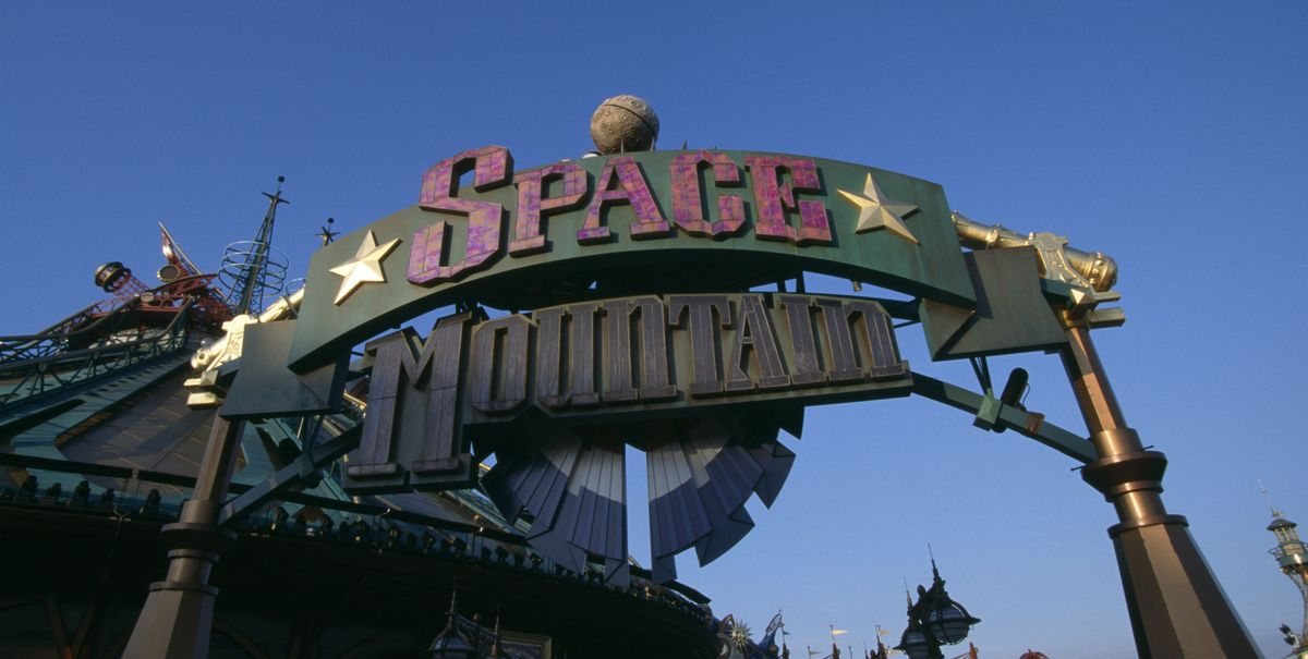 Disney turning iconic rollercoaster Space Mountain into a movie
