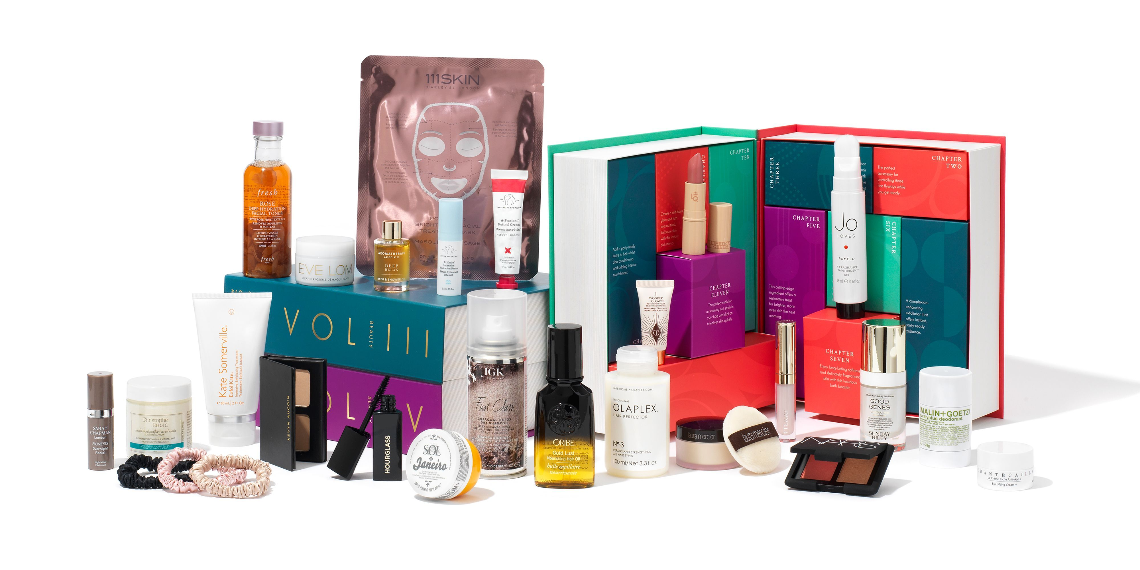 Take a look inside Space NK's story-book inspired beauty advent calendar