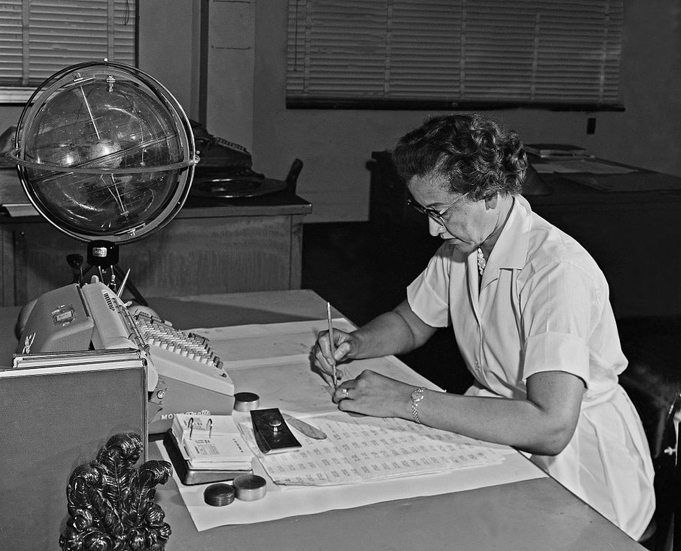 Katherine Johnson, Groundbreaking NASA Mathematician, Dies at 101