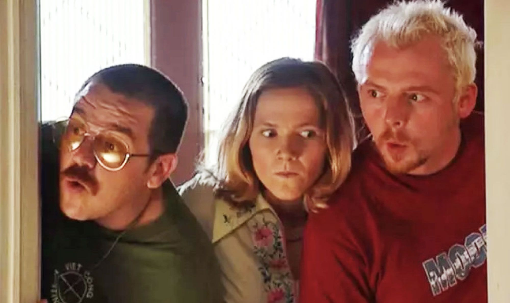 Why they don't make comedies like Spaced anymore