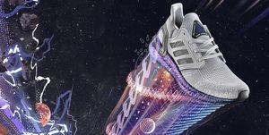 Adidas y Estación Espacial Internacional