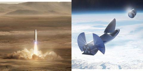 Atmosphere, Spaceplane, Rocket-powered aircraft, Space, Aerospace engineering, Vehicle, Wing,