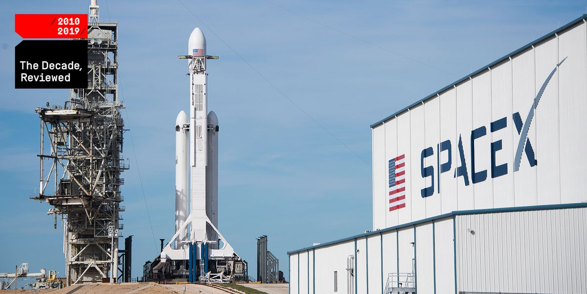 The SpaceX Decade: How One Company Changed Spaceflight Forever